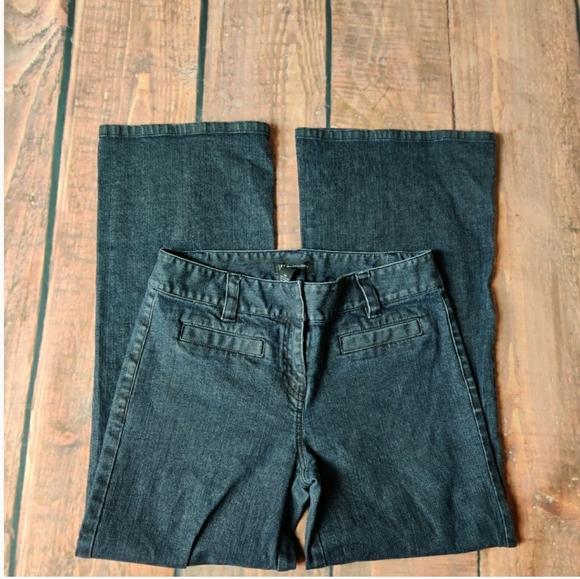 INC International Concepts Denim - INC International Concept Flare Leg Dark blue Jean